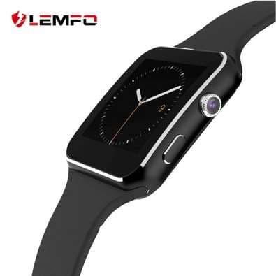 Smart Watch écran 240x240 pixels avec carte SIM et Caméra