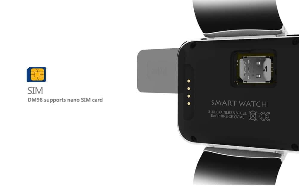 Montre Smart Watch DM98
